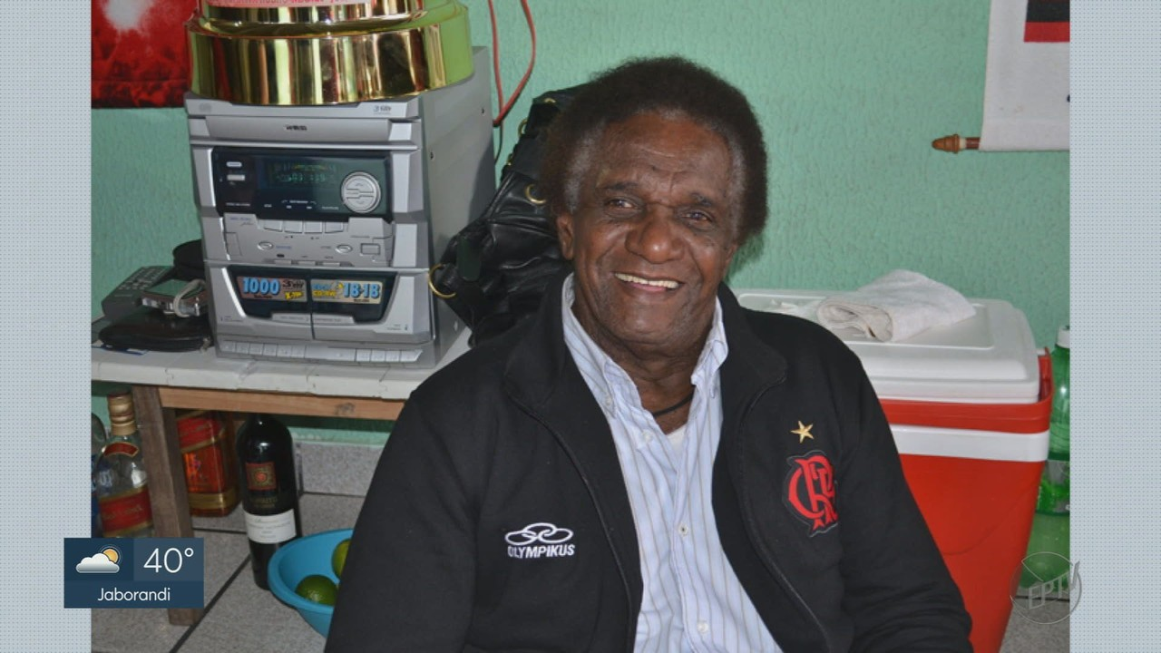 Morre Silvio Batuta, ribeirão-pretano ex-atacante do Flamengo e da seleção brasileira