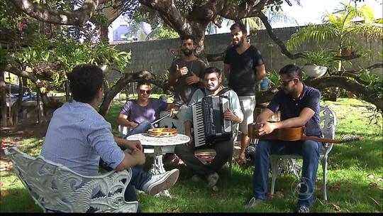 Música de Luiz Gonzaga é interpretada por banda paraibana na novela das seis