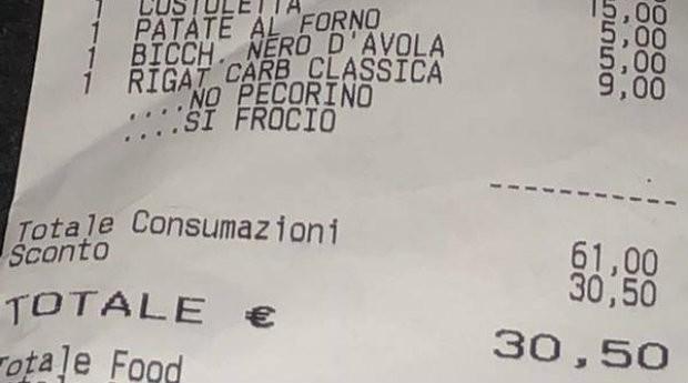 """Segundo donos de restaurante, garçom foi """"afastado"""" (Foto: Reprodução/Agência Ansa)"""