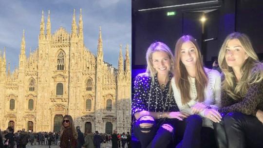 Grazi Massafera sobre desfile em Milão no Carnaval: 'Sonho realizado'
