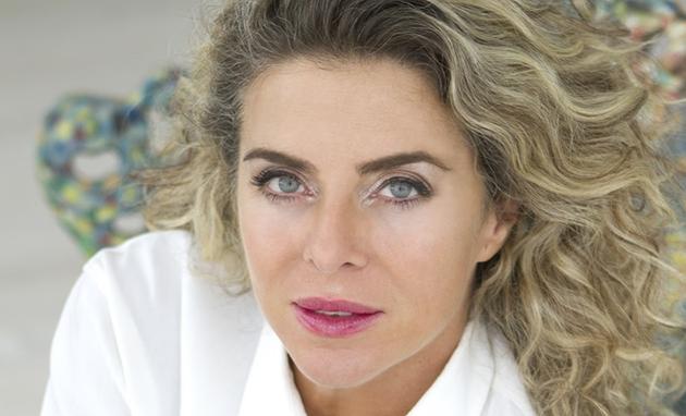 Atriz colombiana Margarita Rosa de Francisco fará a série da Telemundo (Reprodução)