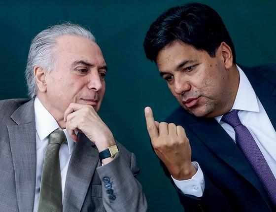 Mendonça Filho diz que incompreensão do momento histórico justifica avaliação negativa do governo Temer (Foto: Jorge William / Agência O Globo)