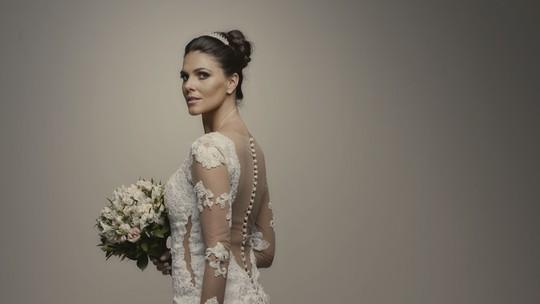Veja como produzir cabelo e maquiagem para noivas com as dicas do 'Caldeirão'