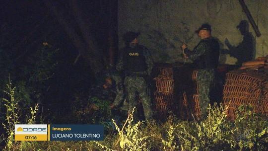 Explosivos e drogas são localizados por cães farejadores em Ribeirão Preto, SP