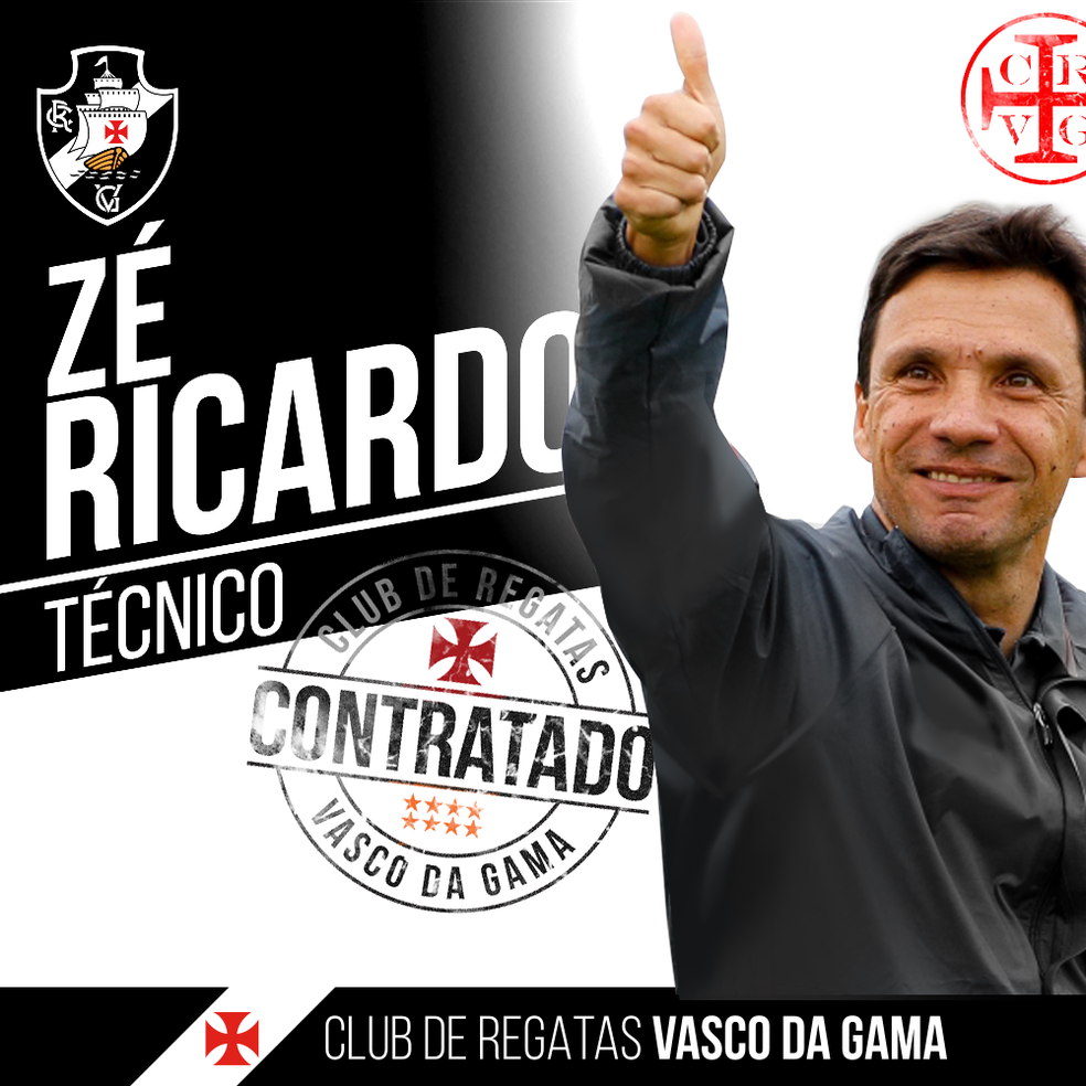zericardo Corinthians ou Grêmio, o dilema