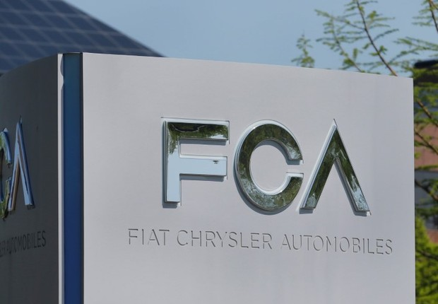 Sede da Fiat Chrysler em Michigan, nos Estados Unidos (Foto: Rebecca Cook/Reuters)