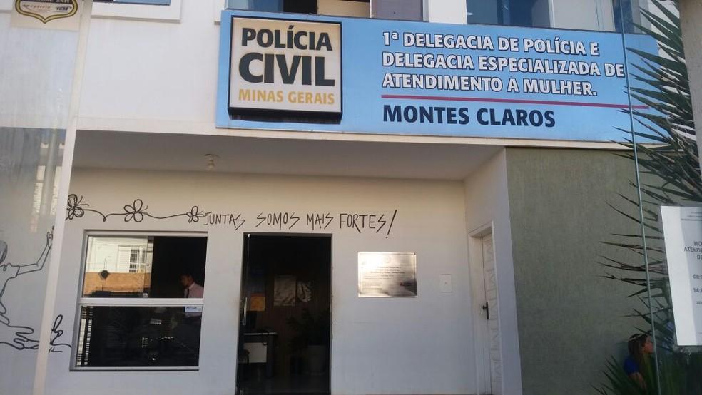 Delegacia Especializada da Mulher investiga o caso — Foto: Ana Carolina Ferreira/Arquivo pessoal