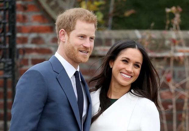 Príncipe Harry e Meghan Markle (Foto: Chris Jackson/Chris Jackson/Getty Images)