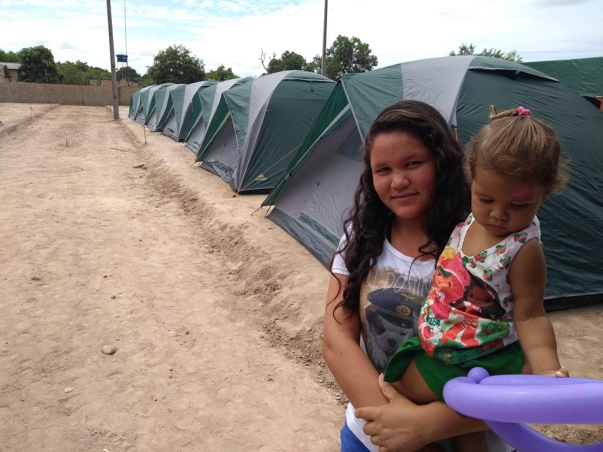 Em meio à situação de emergência por intensa imigração, mais um abrigo para venezuelanos é aberto em RR