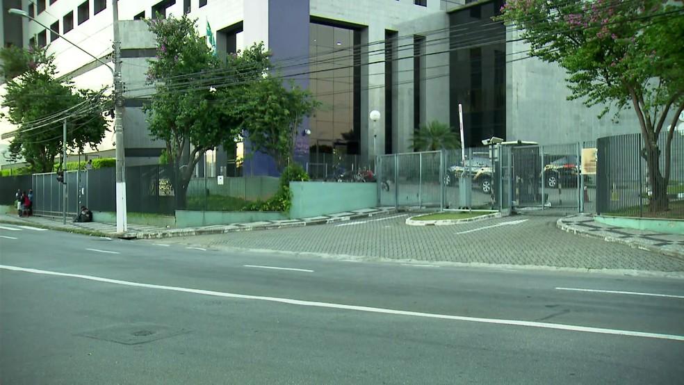 Polícia Federal de SP cumpre 9 mandados de busca e apreensão na capital e também interior do estado — Foto: Reprodução/TV Globo