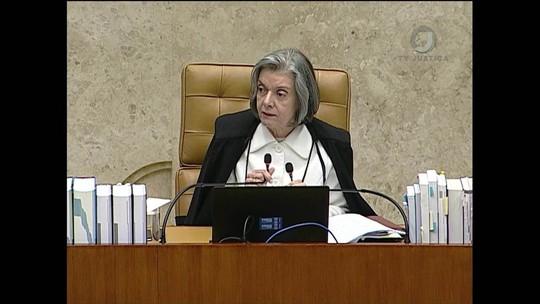 Cármen Lúcia manda arquivar inquérito sobre gravações que citariam ministros do STF