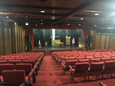 Teatro Candido Mendes