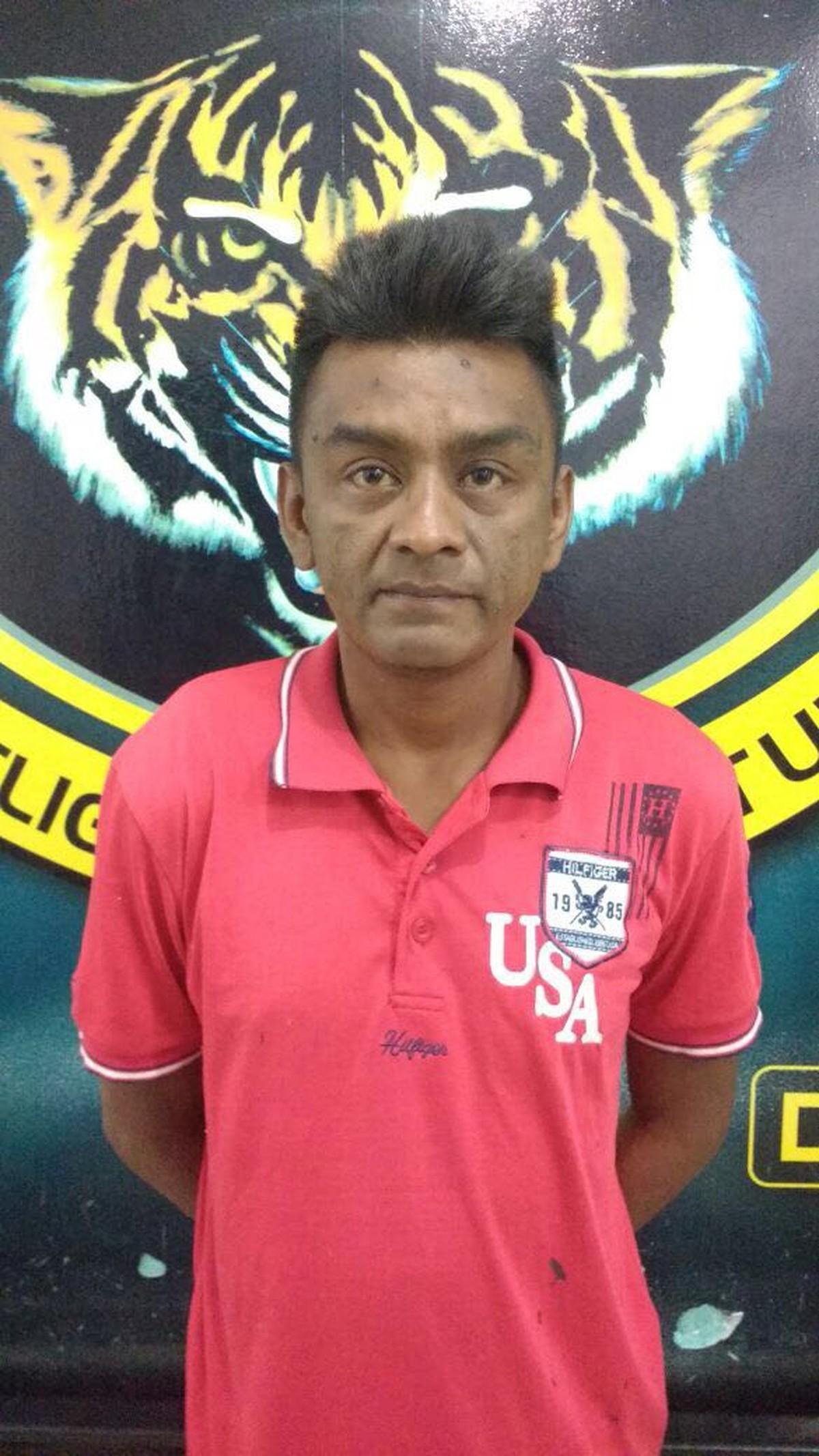Foragido com mandado judicial é preso na zona Oeste de Boa Vista