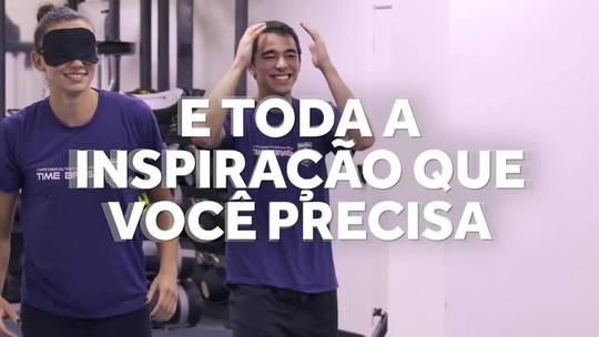 """Do arremesso de roupa suja ao golfe com guarda-chuva: Time Brasil lança websérie """"Movimente-se"""""""