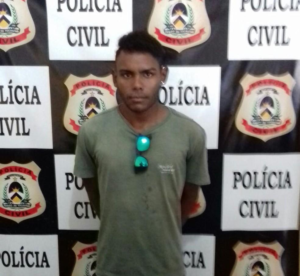 Leandro Dias foi encontrado pela polícia (Foto: Polícia Civil/Divulgação)