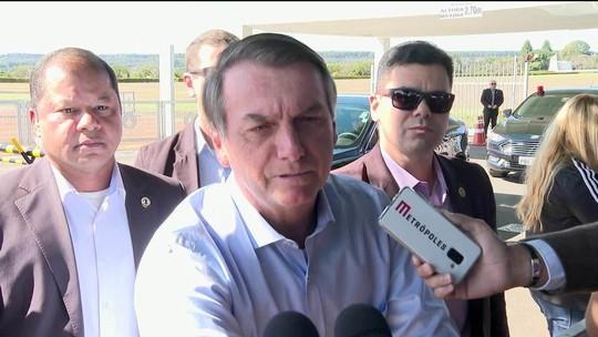 Bolsonaro vai hoje à Bahia após polêmica com nordestinos