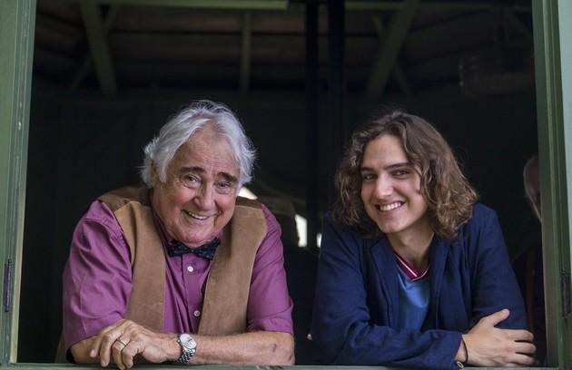 Seu último papel na TV foi como um ex-maestro em 'Malhação: Vidas brasileiras', de 2018 (Foto: Reprodução)