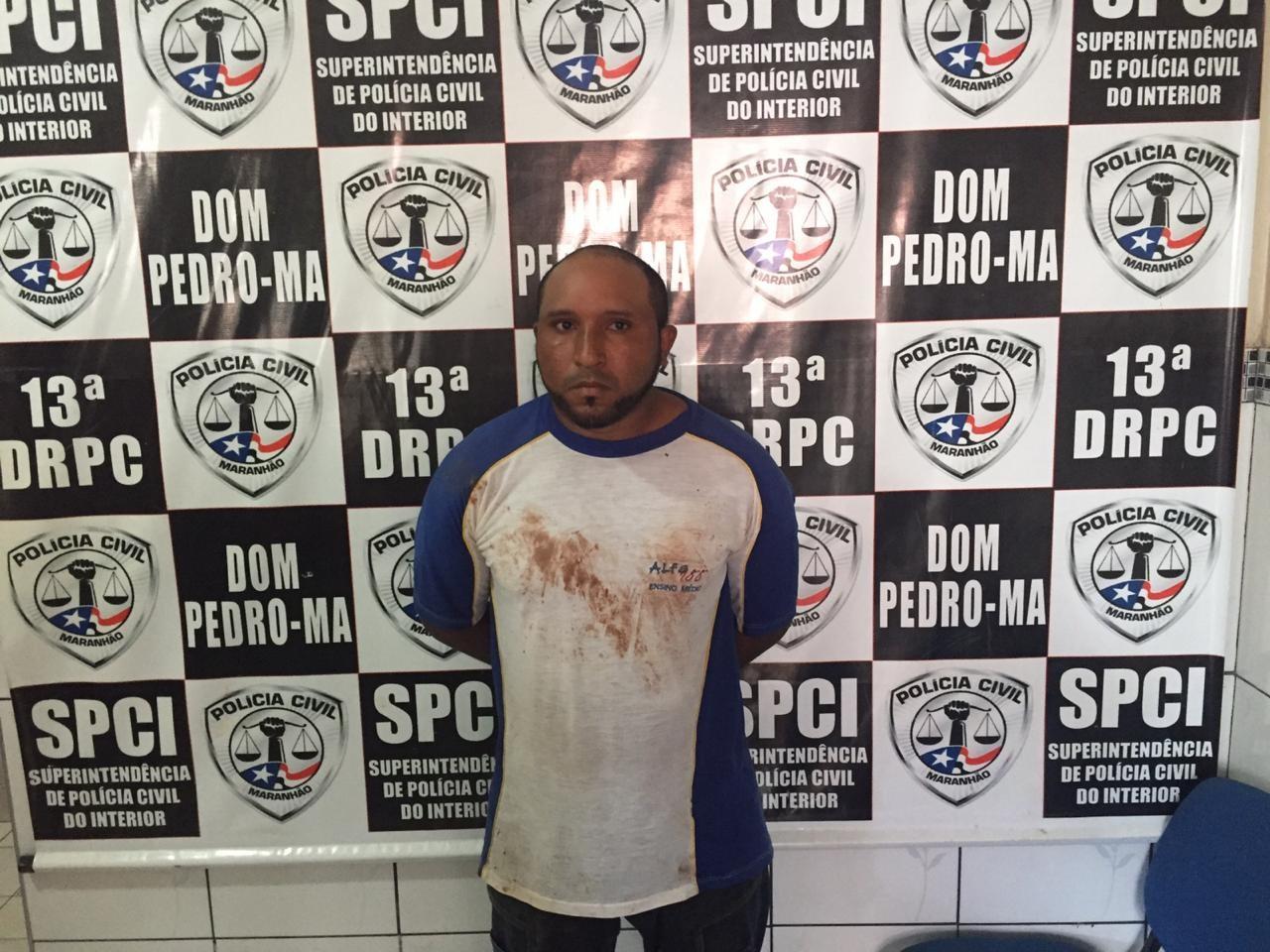Foragido da Justiça é capturado na zona rural do Maranhão