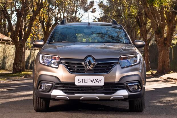 Novo Renault Stepway 2020 (Foto: Divulgação)