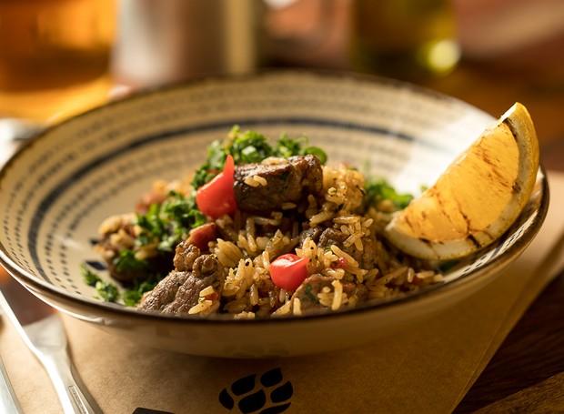 arroz-de-carreteiro (Foto: Henrique Peron/Divulgação)