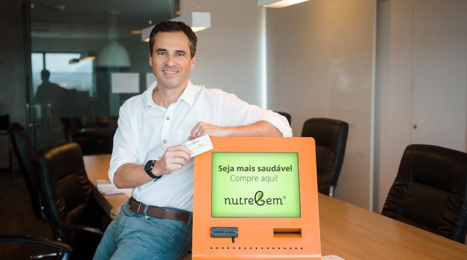 Henrique Mendes, diretor executivo da Nutrebem (Foto: Divulgação)