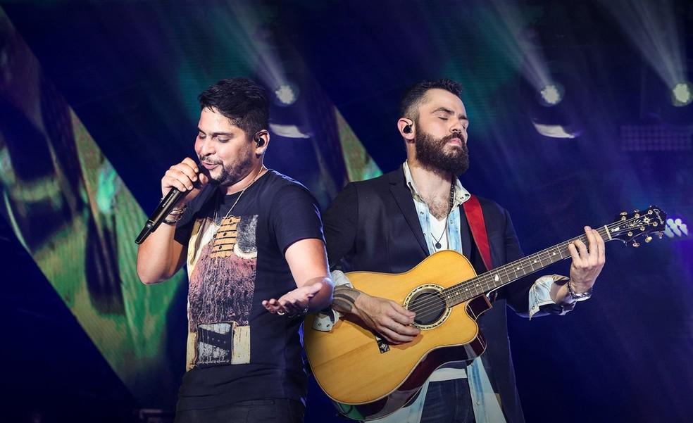 Jorge e Mateus ressaltam participação de artistas fora do sertanejo no Festival Villa Mix (Foto: Divulgação)
