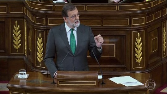 Oposição espanhola garante ter conseguido votos para derrubar Mariano Rajoy