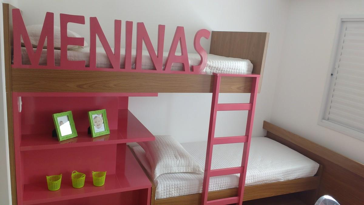 Arquiteta dá dicas para decorar quarto compartilhado por irmãos