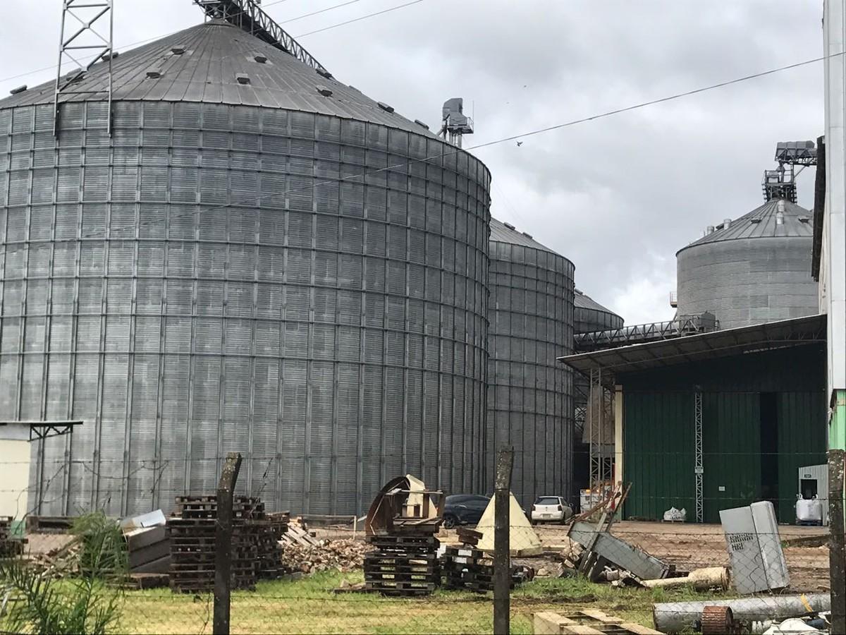 Corpo de trabalhador que caiu em silo com grãos de milho em Joaçaba é encontrado