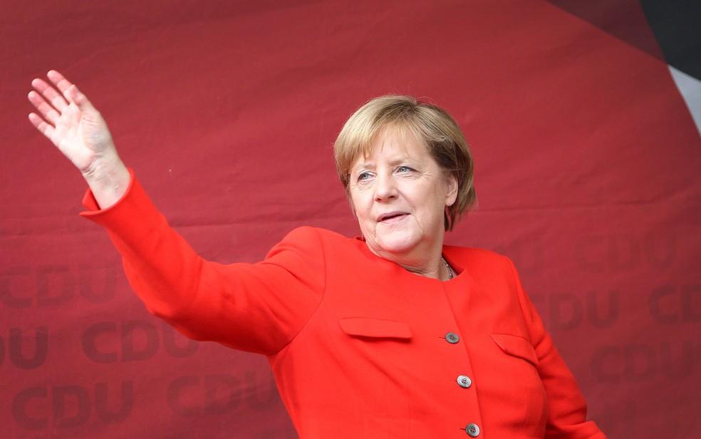 Merkel e sociais-democratas fecham acordo de coalizão na Alemanha