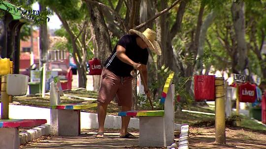 Moradores de bairro em Aracaju provam que um bem público é um bem de todos
