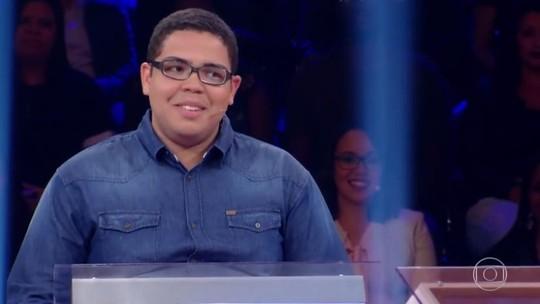 'Quem Quer Ser Um Milionário': participante que ignorou ajuda e levou apenas R$ 5 mil comenta arrependimento