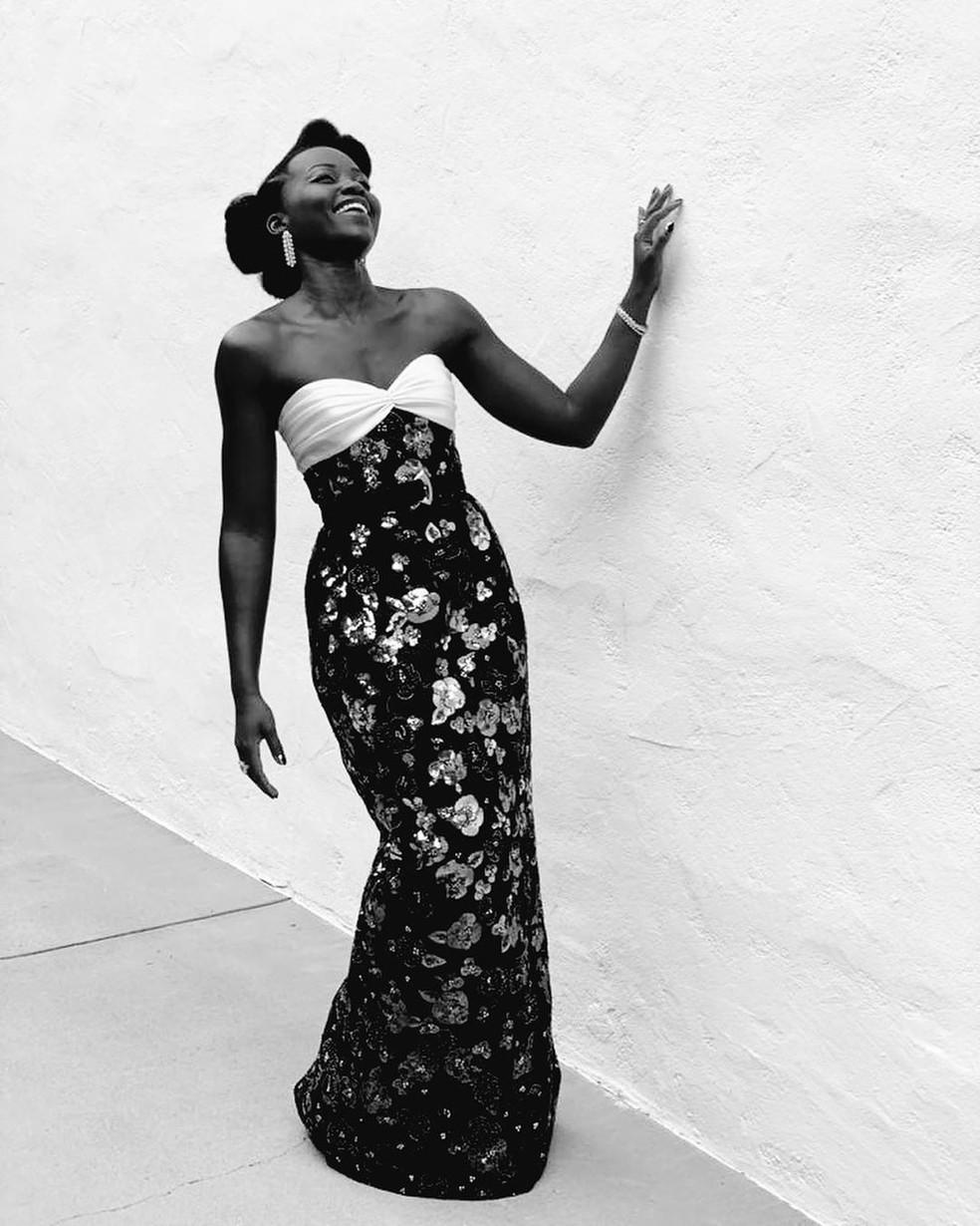 Lupita Nyong'o — Foto: Reprodução/Instagram