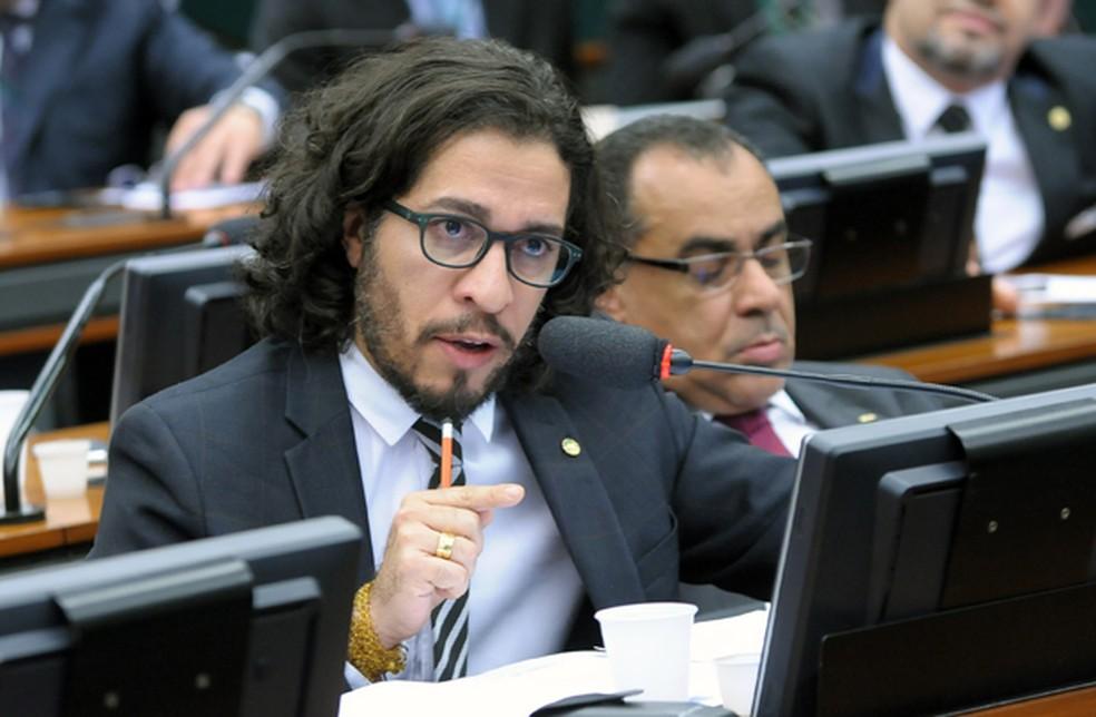 Deputado Jean Wyllys (PSOL-RJ) — Foto: Alex Ferreira/Câmara dos Deputados