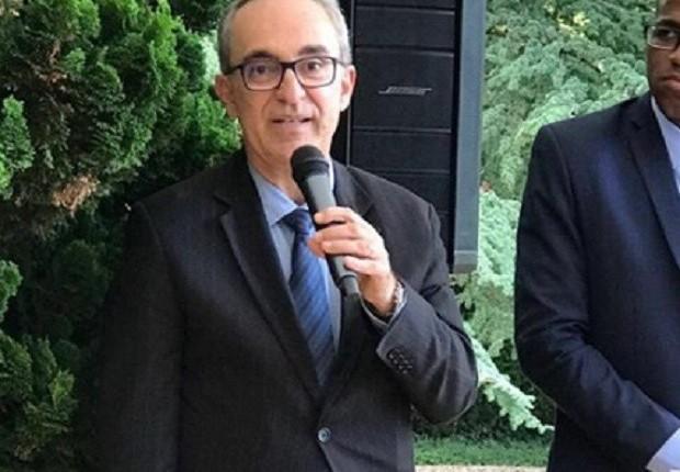 Guilherme Costa, reeleito para o comando do Codex Alimentarius (Foto: Facebook/Blairo Maggi)