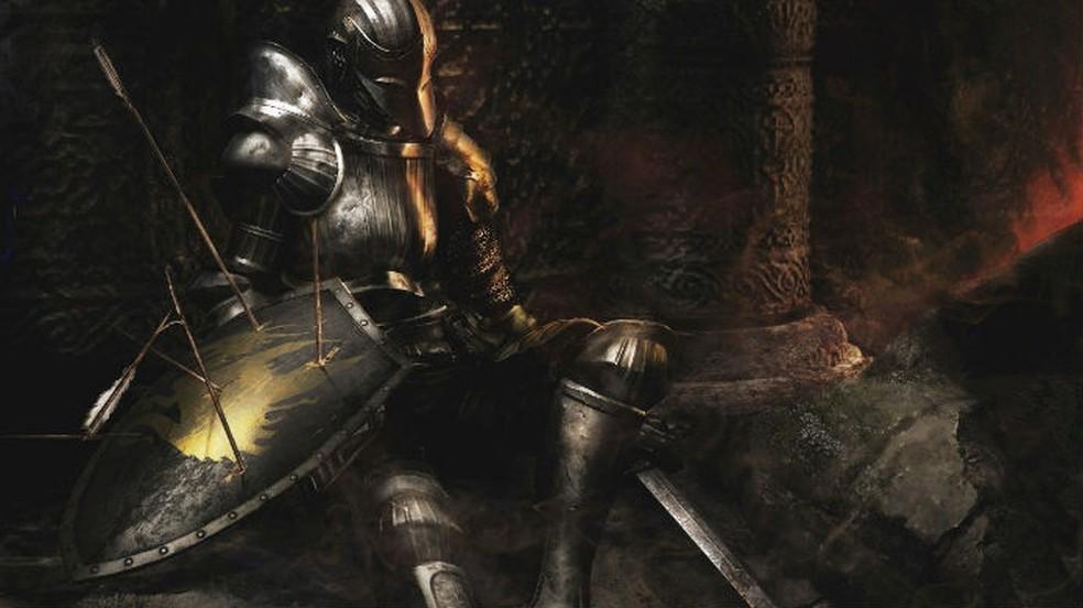 10 anos de Demon's Souls, uma das franquias mais difíceis dos ...