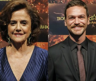 Marieta Severo e Emilio Dantas | Victor Pollak/TV Globo