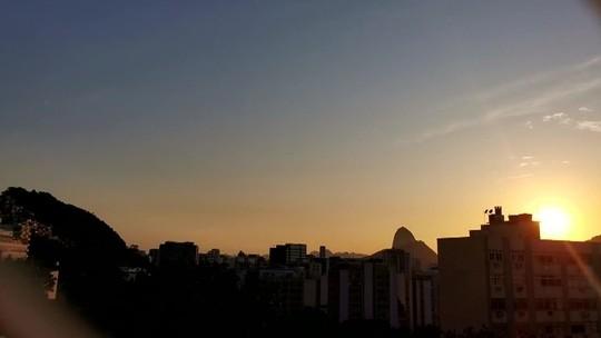 Sem horário de verão, dia no Rio começa a clarear antes das 4h