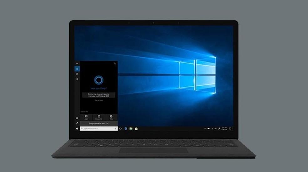 Surface Laptop roda Windows 10 com S Mode � Foto: Divulgação/Microsoft