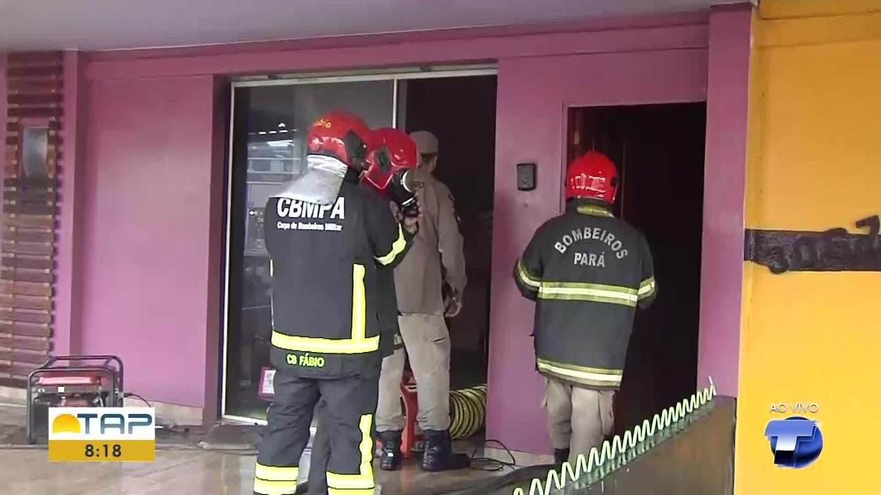 Homem é suspeito de colocar fogo em casa de ex-mulher