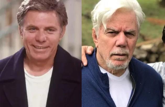 """Reginaldo Faria foi Jonas, um viúvo pai de seis filhos. O último papel do ator na TV foi em """"Espelho da vida"""" (Foto: Reprodução)"""