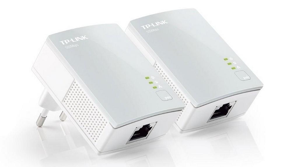 Powerline da TP-Link promete as mesmas velocidades da opção da D-Link (Foto: Divulgação/TP-Link)