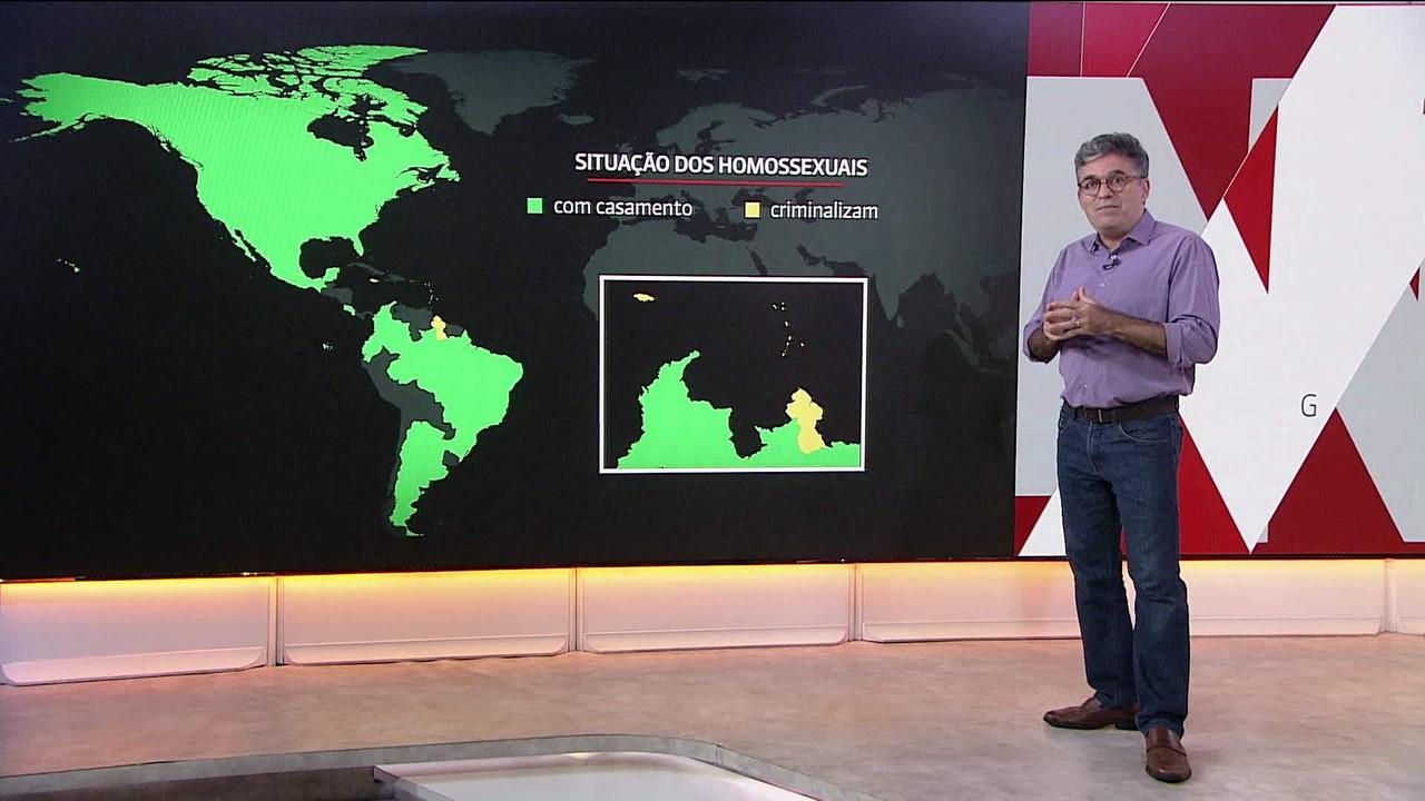 Relatório releva que ser gay é crime em 70 países