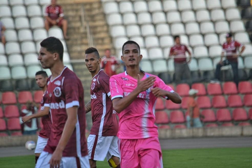 No Espírito Santo, Alessandro ganhou o apelido de Zé Gatinha �- Foto: João Brito/ESFC