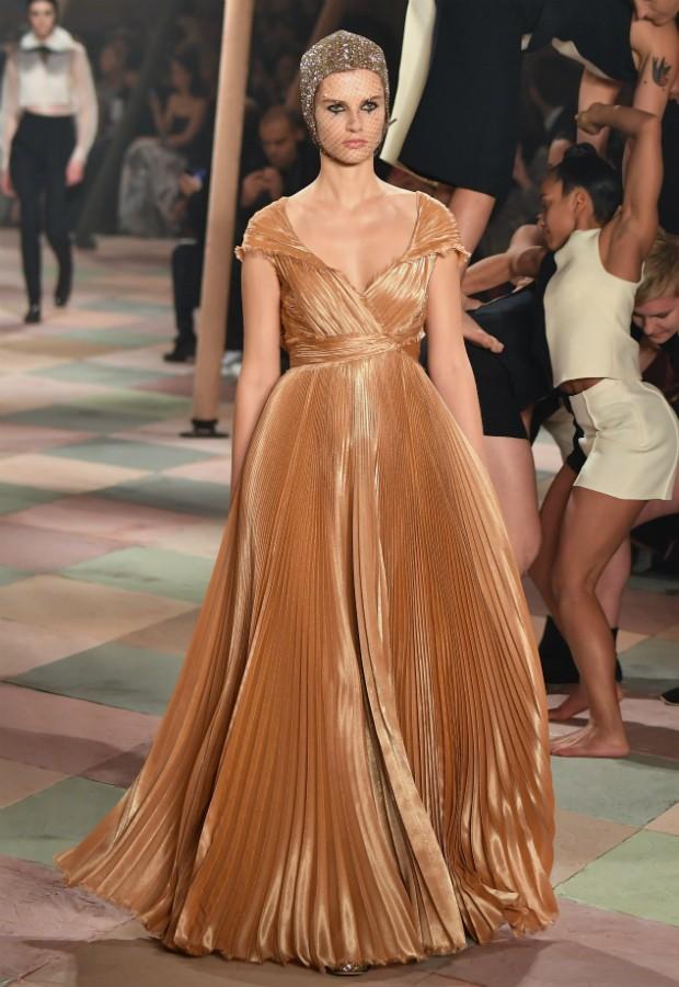 Desfile de alta costura da Dior verão 2019 (Foto: Getty)
