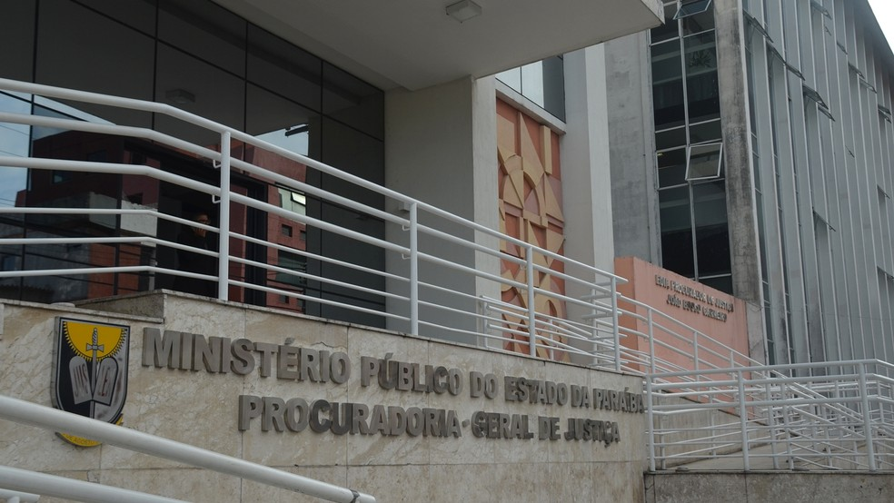 Ministério Público da Paraíba (MPPB) - Procuradoria-Geral de Justiça — Foto: Krystine Carneiro/G1