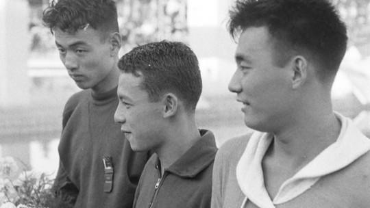 """Nikkeis"": EE mostra importância dos descendentes japoneses no esporte olímpico do Brasil"
