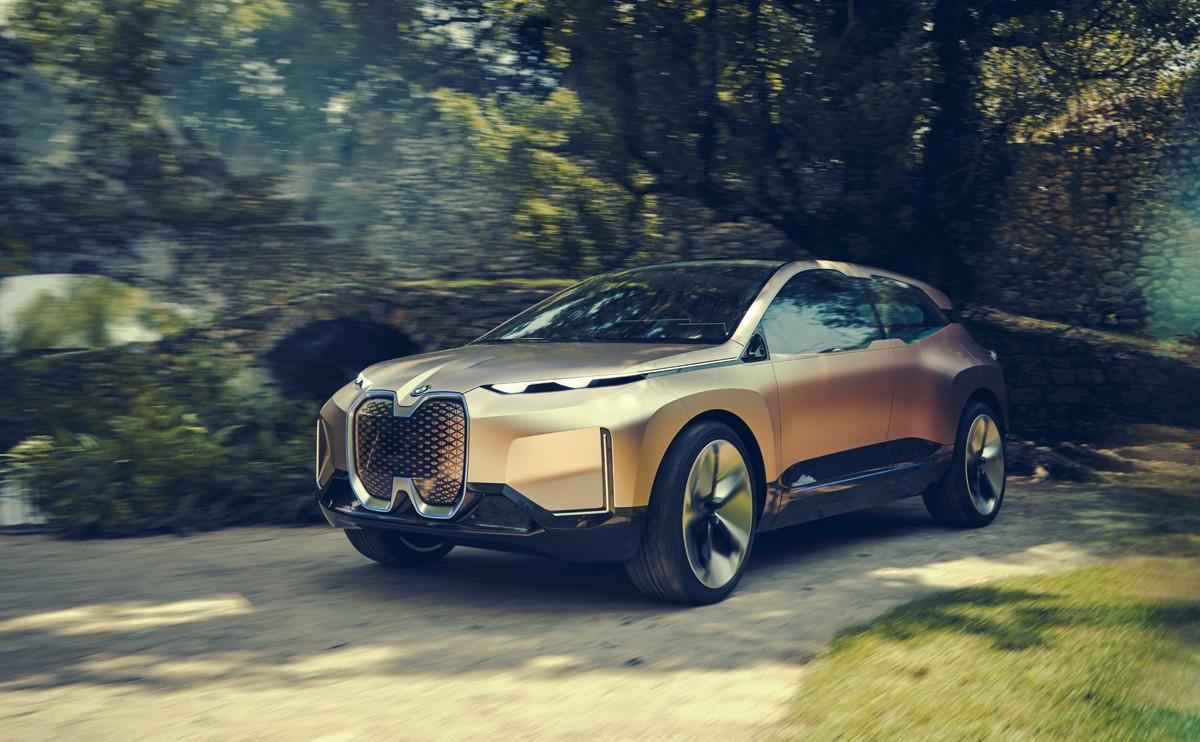O BMW iNEXT (Foto: Divulgação)
