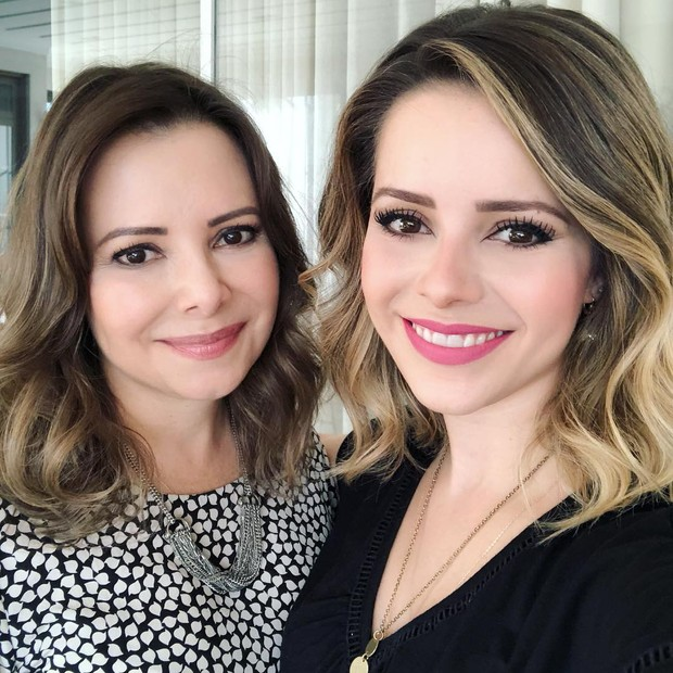 Noely Lima e Sandy (Foto: Reprodução/Instagram)