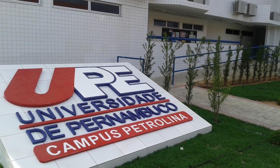 Resultado de imagem para UPE PETROLINA